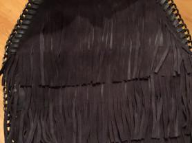бахрома из нат замши