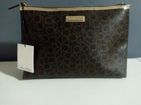 Новая сумка косметичка Calvin Klein клатч оригинал