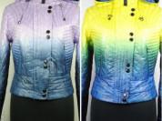 Новая демисезонная куртка, два цвета, граде