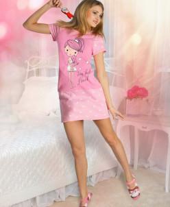Ночная сорочка , кулирка