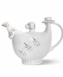 """АКЦИЯ!!! Чай Хайтон в керамическом чайнике """"Холли"""" 80 гр."""