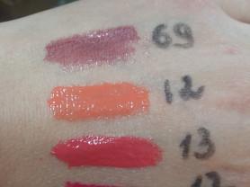Chanel rouge allure gloss лаковый блеск для губ