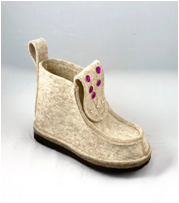 Валяная обувь Валетти 10