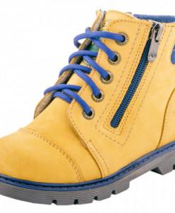 Ботинки Котофей повседневные для мальчика 352113-31