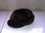 Шапка натуральный мех, меховая шляпа