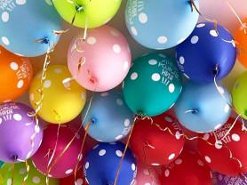 Воздушные шары,Оформление шарами