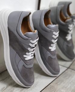 Стильные кроссовки со вставками. New Collection 19
