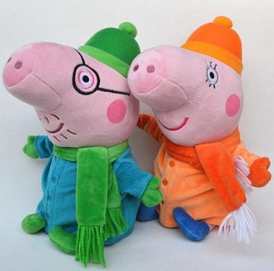 смотреть мультфильм про свинка пеппа игрушка