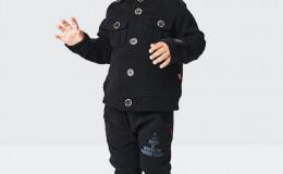 Куртка UD 6680 черный