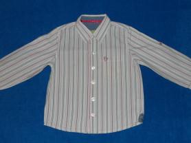 Рубашка с длинным рукавом Next, 92-98 см