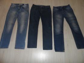 Пакет джинсов Коллинз б/у р-р 29-30, L32- 34.