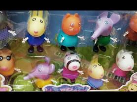 Свинка Пеппа, набор 10 друзей