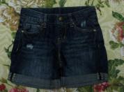 ZARA стильные шорты размер 3-4года