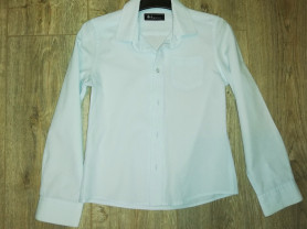 Рубашка школьная р. 116 фирма orby... Бу в хорошем