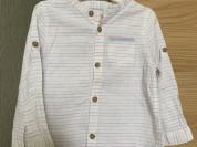 Рубашка Zara на 12/18 мес (80-86см)