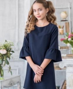 Р*омана платье школьное