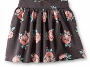 Новая юбка carters 18м с трусами
