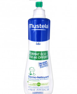 Mustela Dermo-Cleansing 750ml
