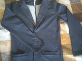 Пиджак трикотажный S'cool  р-р 164 для мальчика