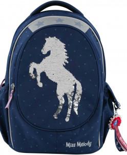 Рюкзак школьный TOPModel с пайетками.