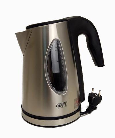 2004 GIPFEL Чайник электрический 1,8л. Материал: нерж.сталь