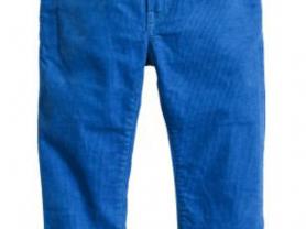 Брюки вельветовые H&M, 104-110 см
