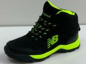 Новые зимние кроссовки NB, 33 размер