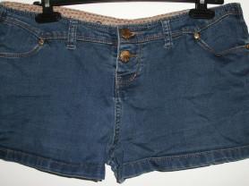 Шорты джинсовые стрейч Retro Short - р.46 (52-54)