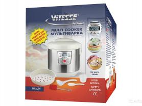 Отличная  мультиварка Vitesse VS-581 White
