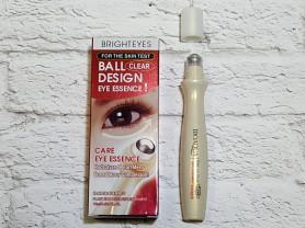 Крем для кожи вокруг глаз с охлаждающим роликом