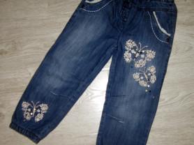 Джинсы и брюки брендовые 98-104