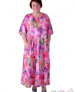 Платье Модель №445 размеры 44-80
