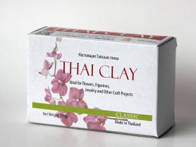 Глина тайская самозатвердевающая THAI CLAY. Торг.