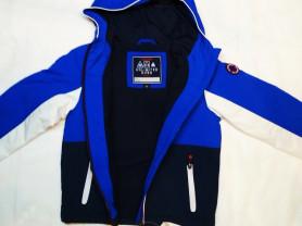 Куртка синяя/голубая С&А