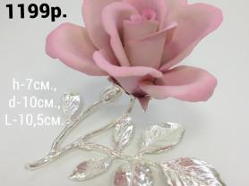 Розы - Декоративные композиции и цветы (фарфор)