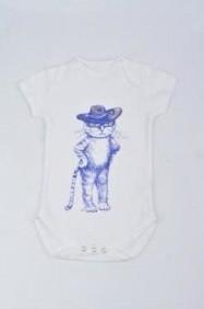 """Боди """"Кот в шляпе"""" 10803164"""