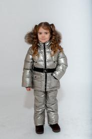 Детский зимний костюм А*З2*0/11-32*2 пух