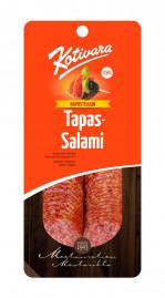 Салями в нарезке, Kotivara Tapas-Salami, 150г.