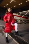 Зимняя куртка для девочки ZKD-22