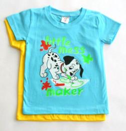 футболка долматинец ассорти