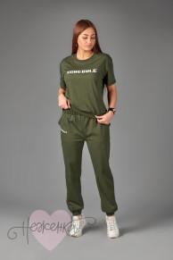 Женская костюм ЖК 019 (хаки)