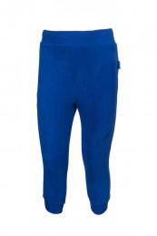 Флисовые штаны цвет синий