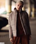 Куртка 7711-AH 0106 латте от ZOHO