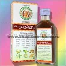 Сироп на травах для лечения кашля и бронхита
