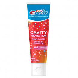 Crest Kid's Cavity Protection Toothpaste (набор 4шт)