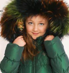 Комплект для девочки (куртка+брюки)