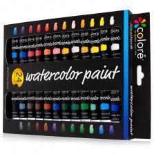 Colore Watercolor 24шт