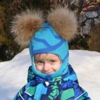 Шлем для мальчика 1455 DINO