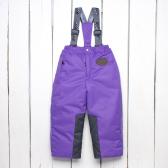 Утепленные детские брюки (мембрана зима)
