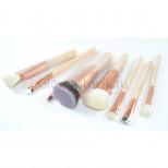 Профессиональный набор кистей ZOEVA Rose Golden Luxury Set V